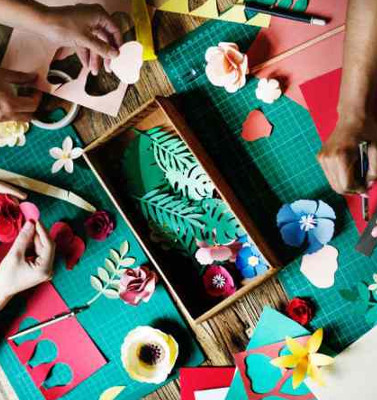 atelier DIY pour des cadeaux de noel végétaux