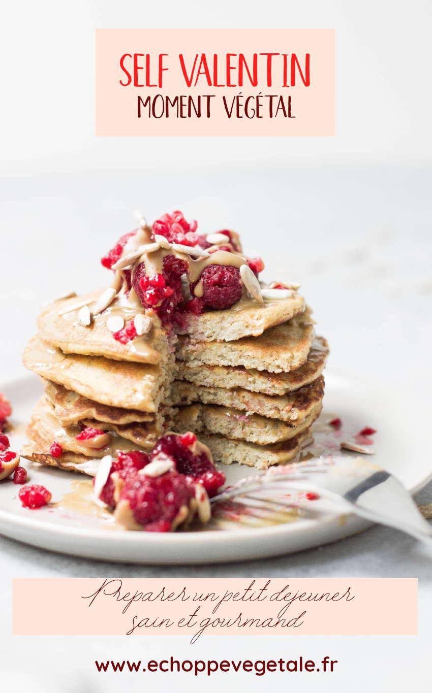 self-valentin pour s'aimer : préparer un petit déjeuner sain pour une saint-valentin éco-responsable et zéro déchet | échoppe végétale