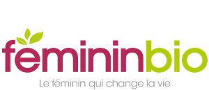 logo féminin bio transparente