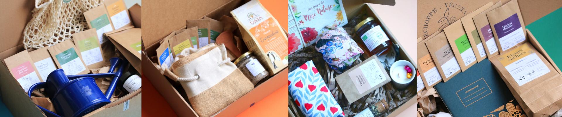 idée cadeau, box jardinage par abonnement